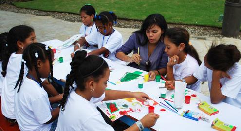 Coral Hospitality Corp. celebra la Navidad junto a los niños de la Fundación Aprendiendo a Vivir